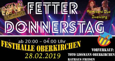 feierbox fetter Donnerstag OKG 2019